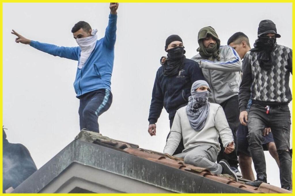 La protesta del 9 marzo nelle carceri italiane