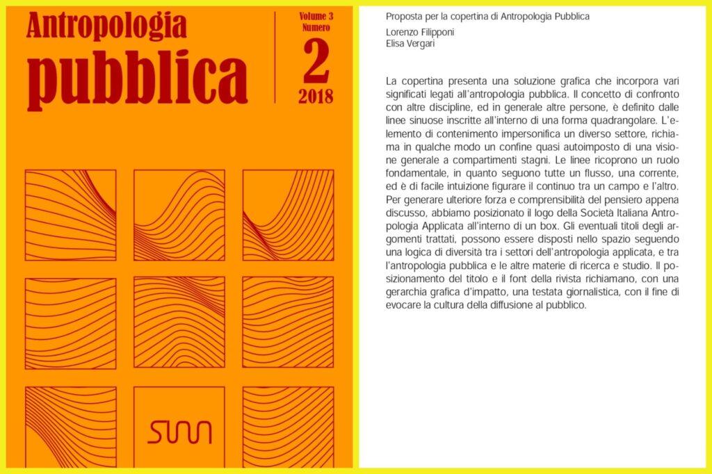 Antropologia Pubblica: progetto 5